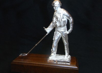 Resin Cast Soldier
